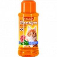 Шампунь для кошек «Amstrel» антипаразитарный, 320 мл.