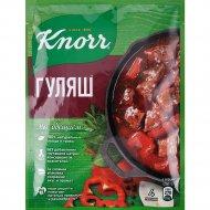 Смесь сухая на второе «Knorr» для приготовления гуляша, 31 г