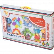 Набор погремушек «First Toys» 8 шт.
