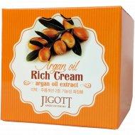 Насыщенный крем для лица «Jigott Argan Oil Rich» 70 мл.