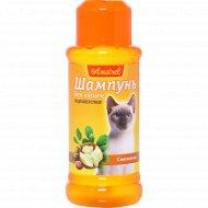 Шампунь «Amstrel» для кошек гладкошерстных с маслом ши, 320 мл.