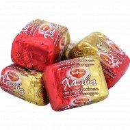 Халва «Рот Фронт» в шоколаде, 1 кг, фасовка 0.3-0.4 кг