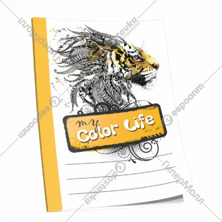 Блокнот «My color life» 02167.