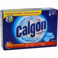 Средство «Calgon» для смягчения воды и от накипи, 35 таблеток.