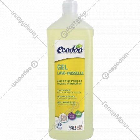 Гель «Ecodoo» для посудомоечных машин, 1 л.