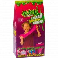 Набор для девочек «Slime Лаборатория» малый, 100 г.