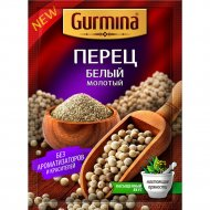 Перец белый «Gurmina» молотый, 20 г.