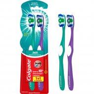 Зубная щетка «Colgate» 360 суперчистота 1+1.