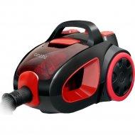 Пылесос циклонный «Ginzzu» VS437, красный