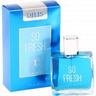 Мужская парфюмированная вода «Dilis» So fresh, 100 мл.