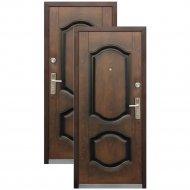 Дверь входная «Кайзер» К550, Дуб, L, 205х96 см