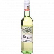 Вино «Be free-Chardonnay» виноградное белое, безалкогольное, 0.75 л