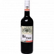 Вино виноградное «Be free - Merlot» ароматизированное, красное, 0.75 л.