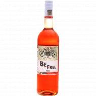 Вино виноградное «Be free - Rose» розовое, 0.75 л.