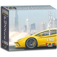 Пазл «Авто в Дубае» 180 элементов.
