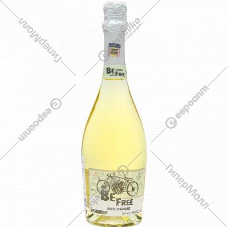 Вино виноградное «Be free» sparkling, 0.75 л.