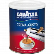 Кофе молотый «Lavazza» сrema e gusto 250 г.