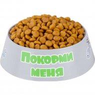 Миска для кошек «Барсик» 0.3 л.