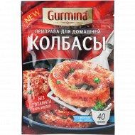 Приправа «Gurmina» для домашней колбасы, 40 г.