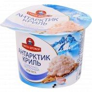 Паста из морепродуктов «Антарктик-криль сливочно-чесночный» 150 г.