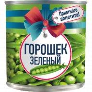 Горошек зелёный «Эколайн» 400 г.