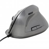 Мышь USB MUS-ERGO-02 Gembird 6-клавиш, 800-2400DPI.