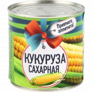 Кукуруза сахарная, 340 г.