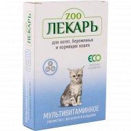 Лакомство мультивитаминное «Эко ZооЛекарь» с фосфором, 120 таблеток