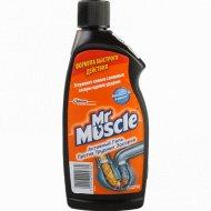 Активный гель против трудных засоров «Mr.Muscle», 500 мл.