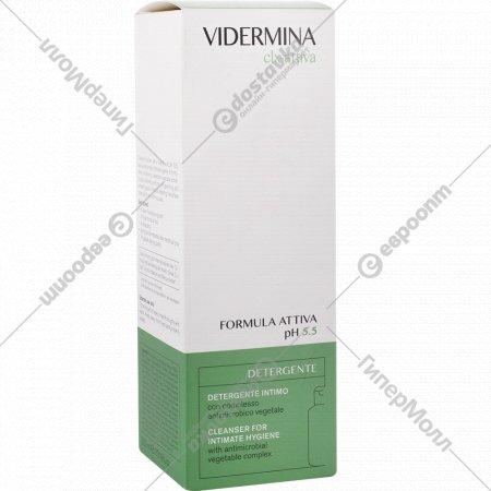 Гель для интимной гигиены «Vidermina clx-attiva» 300 мл