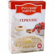 Хлопья «Русский завтрак» овсяные, 400 г.