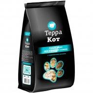 Корм для кошек «Терра кот» лосось, 10 кг.