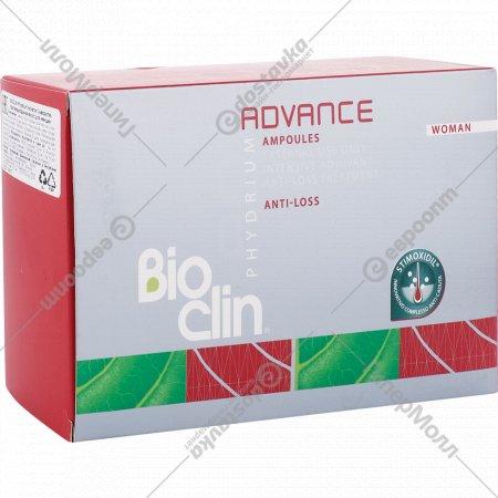 Сыворотка «Bioclin» против выпадения волос для женщин, 15х5 мл
