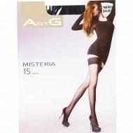 Чулки женские «ArtG» Misteria, 15 den, размер M-L, nero.