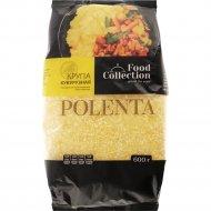 Крупа кукурузная «Food Collection» шлифованная, 600 г.