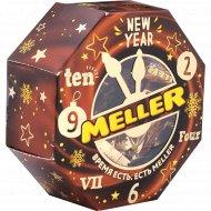 Ирис «Meller» с шоколадом, 84 г.