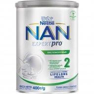 Смесь сухая «NAN-2» кисломолочная, с 6 месяцев, 400 г.