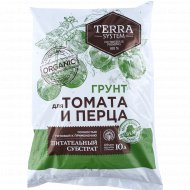 Грунт питательный «Terra System» для томата и перца, 10 л
