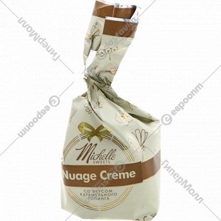 Конфеты глазированные «Michelle» со вкусом карамельного топинга, 1 кг., фасовка 0.3-0.4 кг