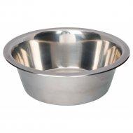 Миска «Trixie» из металла для собак, 1.8 л.