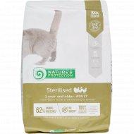 Корм для кошек «Sterilised» птица, 7 кг