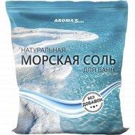 Соль морская для ванн, 1 кг.