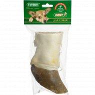 Лакомство для собак «Titbit» нога говяжья резаная, 1 шт.