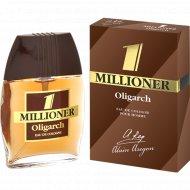Одеколон «1 millioner oligarch» мужcкой, 60мл.