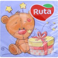 Салфетки бумажные «Ruta» 20 шт.