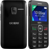 Мобильный телефон «Alcatel» 2008G, черный.