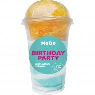 Набор «Birthday Party» шипучая соль для ванн, мочалка.