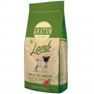 Корм для щенков «Araton» ягненок, 15 кг