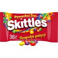 Драже «Skittles» фрукты, 38 г.