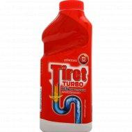 Средство чистящее для труб «Tiret» турбо 500 мл